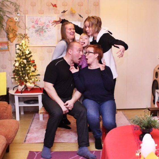 Perhe Manninen